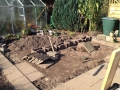 Garten Neugestaltung